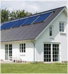 Solvarmeanlæg
